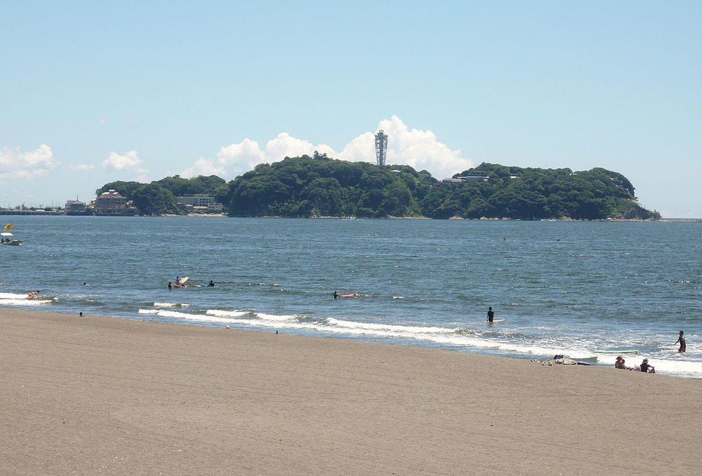 神奈川県の江ノ島
