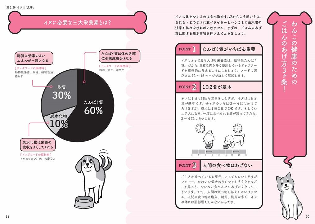 犬の健康のためのごはんのあげ方3ヶ条