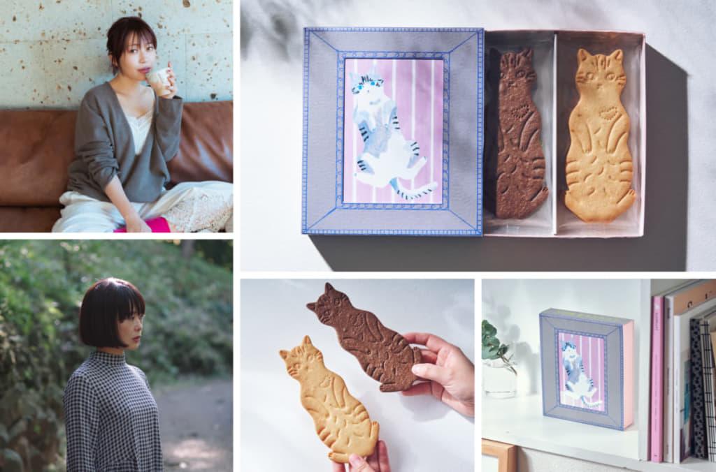 「坂本美雨×前田ひさえ×フェアリーケーキフェア」お菓子づくりプロジェクト第2弾