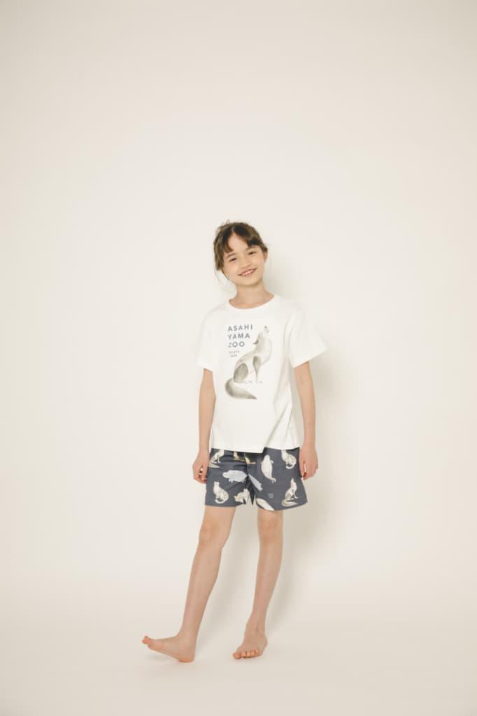 Tシャツ&ハーフパンツSET ¥8,360